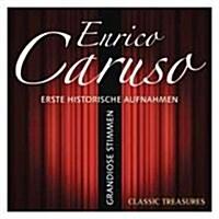 [수입] Enrico Caruso - 엔리코 카루소 - 테너의 전설 (Enrico Caruso - Grandiose Stimmen)