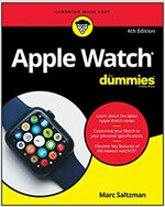 Apple Watch for Dummies (Paperback, 4)