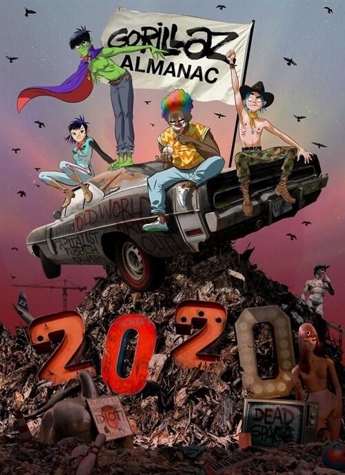 Gorillaz Alamanac Hc (Hardcover)