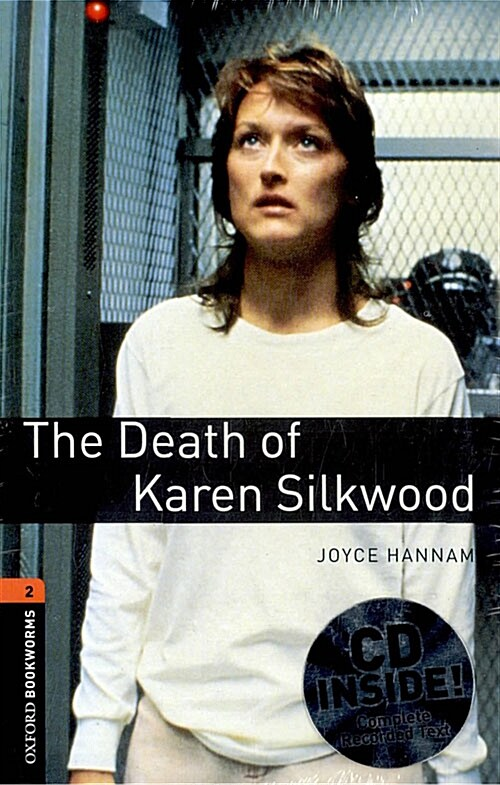 Oxford Bookworms Library: Level 2:: The Death of Karen Silkwood audio CD pack (Package)