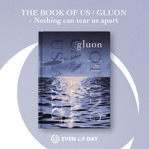 [중고] 데이식스 유닛 (Even of Day) - 미니 1집 The Book of Us : Gluon - Nothing can tear us apart