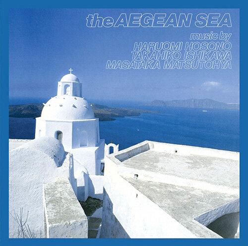 [수입] Hosono Haruomi / Matsutoya Masataka / Takahiko Ishikawa - The Aegean Sea [투명 컬러 LP]