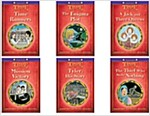 Oxford Reading Tree : Stage 11+ ~ 12+ TreeTops Time Chronicles (Storybook Paperback 6권 + Audio CD 2장, 미국발음)