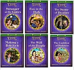 Oxford Reading Tree : Stage 12+ ~ 13+ TreeTops Time Chronicles (Storybook Paperback 6권 + Audio CD 3장, 미국발음)