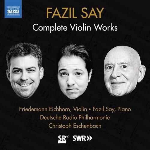[수입] 파질 사이 : 바이올린을 위한 작품 전곡
