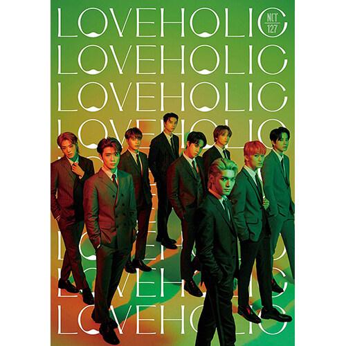 [수입] 엔시티 127 - Loveholic [1CD+1BD][일본반][Limited]