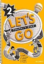 Lets Go 2 (Paperback, 2nd, Teachers Guide)