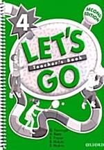 Lets Go: 4: Teachers Book (Paperback, 2 Revised edition)