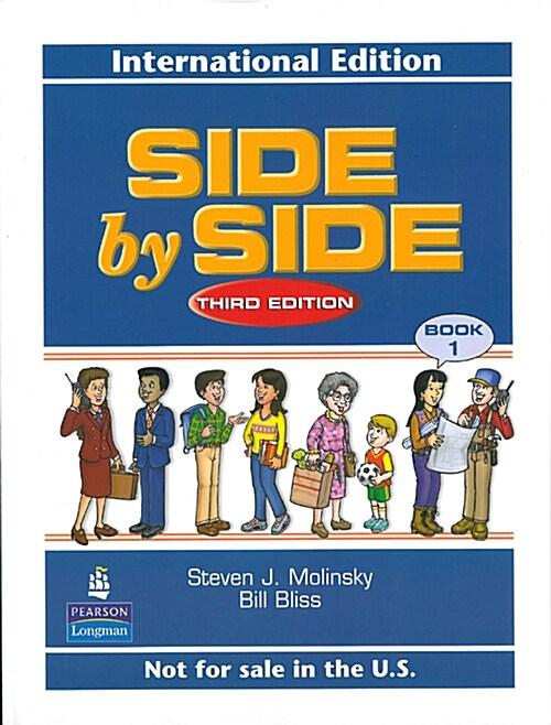 [중고] Side by Side (Paperback, 3rd Edition)