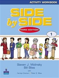 Side by Side 1 : Activity Workbook (Paperback, 3th Edition)