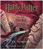 Harry Potter and the Chamber of Secrets (Audio CD)