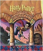 Harry Potter and the Sorcerer's Stone (Audio CD)