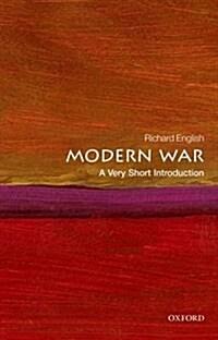 Modern War: A Very Short Introduction (Paperback)