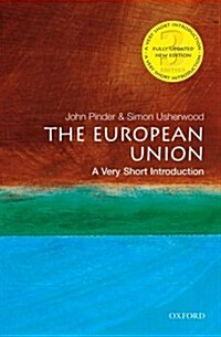 The European Union: A Very Short Introduction (Paperback, 3 Revised edition)