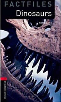 Oxford Bookworms Library Factfiles: Level 3:: Dinosaurs (Paperback)