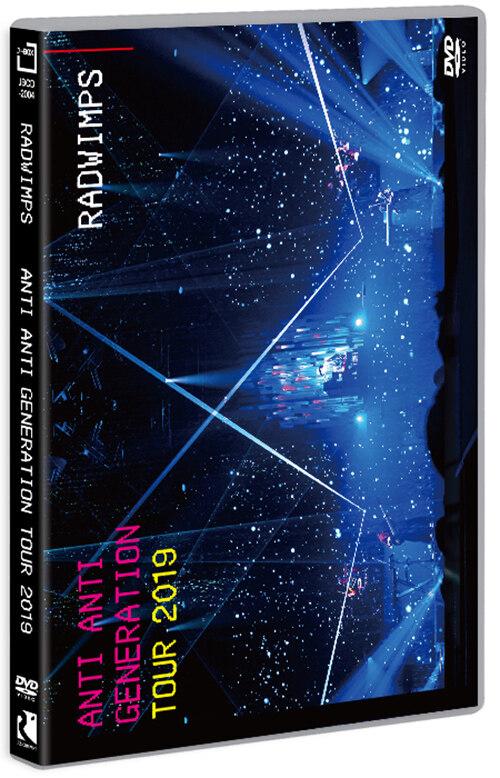 RADWIMPS ANTI ANTI GENERATION TOUR 2019 (2disc)
