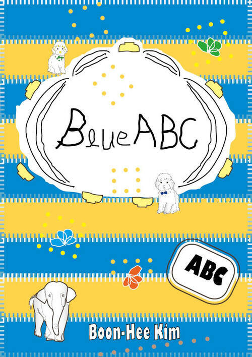Blue ABC