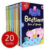 페파피그 베드타임 스토리 세트 Peppa Pig Bedtime Box of Books (Hardcover 20권)