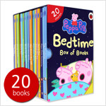 페파피그 배드타임 스토리 세트 Peppa Pig Bedtime Box of Books (Hardcover 20권)