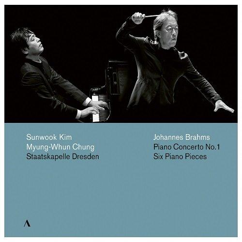 [수입] 브람스 : 피아노 협주곡 1번 & 여섯곡의 피아노 소품 Op.118 [디지팩]