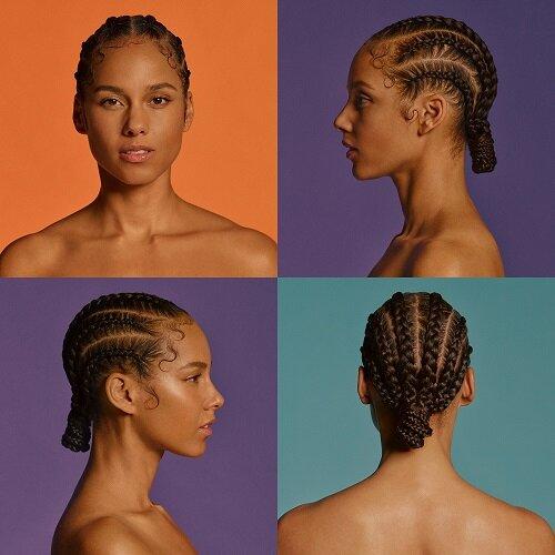 Alicia Keys - 정규 7집 ALICIA