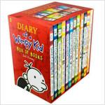 Diary of a Wimpy Kid Box 윔피키드 1~14권 세트 (Paperback 14권, International Edition)
