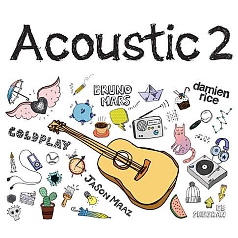 Acoustic 2: 어쿠스틱 팝 모음집 [2CD]