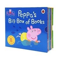 페파피그 빅 박스 보드북 세트 Peppa's Big Box of Books - 8 Book Set (Board book 8권)