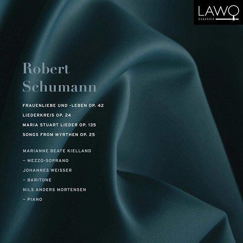 [수입] 슈만: 여인의 사랑과 생애, 리더크라이스 Op.24, 호두나무 외