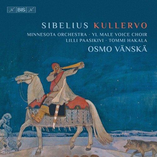 [수입] 시벨리우스 : 쿨레르보 교향곡 Op.7 [SACD Hybrid]