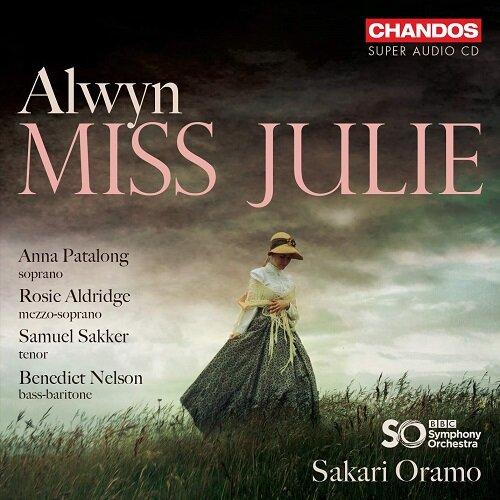 [수입] 윌리엄 올윈 : 오페라 미스 줄리 [2SACD Hybrid]
