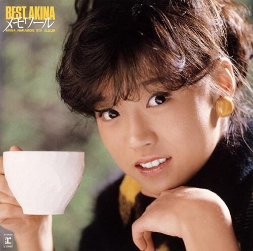 [수입] Nakamori Akina - Best Akina Memoire [180g LP]