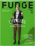 FUDGE(ファッジ) 2020年 11月號 [雜誌]