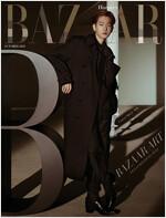 바자 Bazaar Korea A형 2020.10 (표지 : 백현)