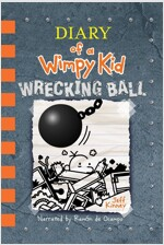 Diary of a Wimpy Kid #14 : Wrecking Ball (Paperback)