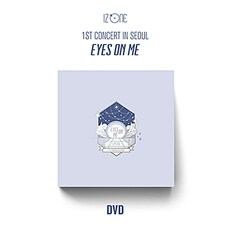 아이즈원 - 1ST CONCERT IN SEOUL : EYES ON ME [3DVD]