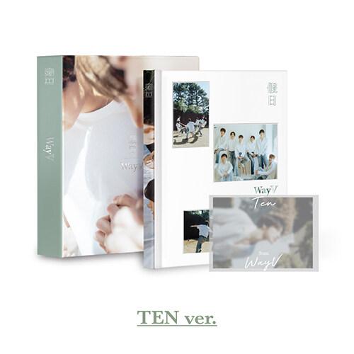 [화보집] 웨이션브이 - WayV 화보집 假日 [TEN Ver.]