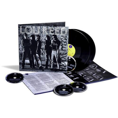 [수입] Lou Reed - New York [2LP+3CD+DVD Deluxe Edition]