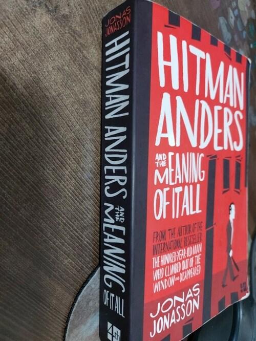 [중고] Hitman Anders and the Meaning of it All (Paperback)