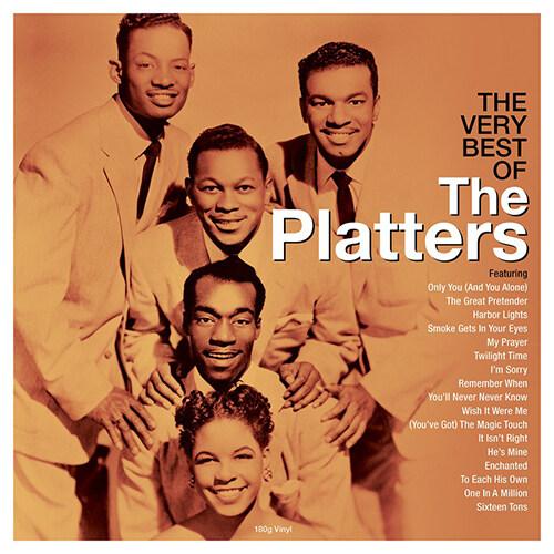 [수입] The Platters - The Very Best of The Platters [180g LP]
