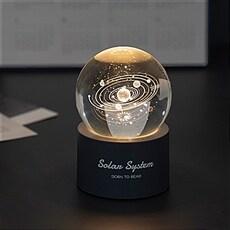 태양계 구슬 램프 (LED)