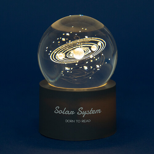 태양계 구슬 램프(LED)