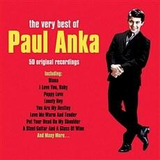[수입] Paul Anka - The Very Best of Paul Anka [2CD]