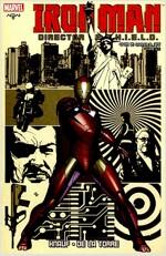아이언맨 : S.H.I.E.L.D. 국장