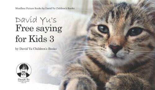 David Yus Free saying for Kids 3