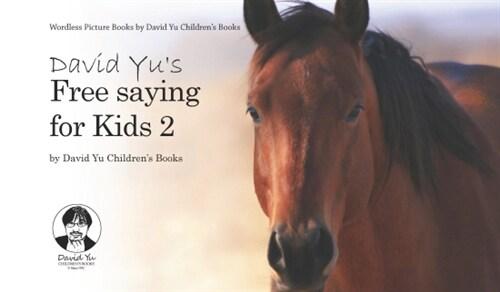 David Yus Free saying for Kids 2