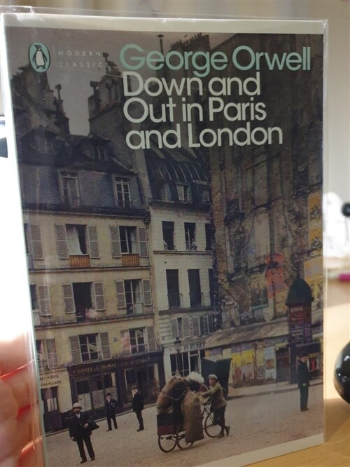 [중고] Down and Out in Paris and London (Paperback)