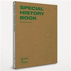 에스에프나인 - SF9 Special Album [SPECIAL HISTORY BOOK]