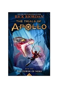 The Trials of Apollo #5: The Tower of Nero (Paperback, International Edition)