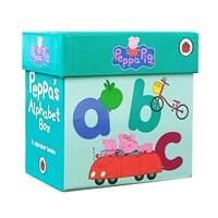 페파피그 알파벳 보드북 세트 Peppa Pig : Peppa's Alphabet Box Set (Board Book 8권, 영국판)